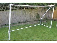 Large plastic Football Goal