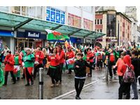 Be our new Musical Director! Swansea's Samba Tawe is looking for YOU!