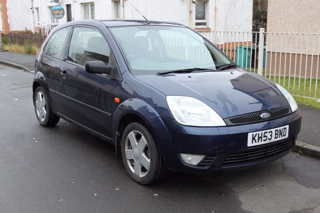 ford fiesta 2004 1 4 turbo diesel price negotiable in coatbridge north lanarkshire gumtree. Black Bedroom Furniture Sets. Home Design Ideas