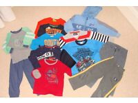 Bundle of clothes for boys (for 3-4 years)
