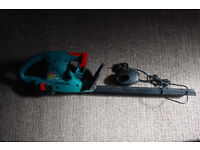 BOSCH HEDGE TRIMMER BATTERY OPERATED USED