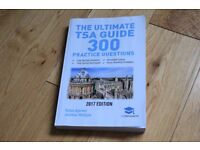 The Ultimate TSA Guide: for Oxbridge entry, with 300 Practice Questions and Answers