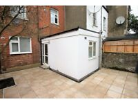 New 2 bedroom flat for rent with private garden close to all amenities