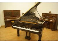 Steinway & Sons grand piano - Rebuilt - Delivery available