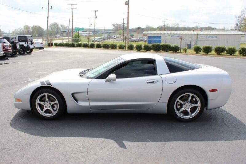 Image 6 Coche Americano usado Chevrolet Corvette 2003