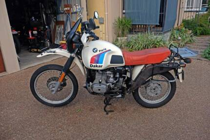1985 BMW R80G/S PD
