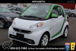 2014 Smart fortwo electric drive ED ELECTRIC/NAVIGATION/TOIT/BLU