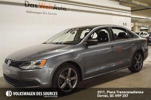 2013 Volkswagen Jetta 2.0L Trendline+ 17'' MAGS, BLUETOOTH,A/C
