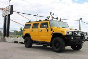 2004 Hummer H2 H2, TOIT OUVRANT,TOUT ÉQUIPÉ!