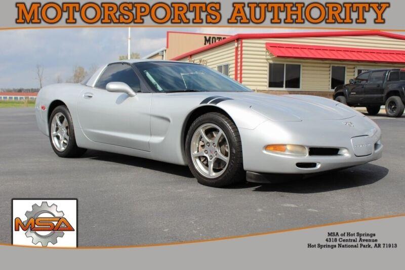 Image 1 Coche Americano usado Chevrolet Corvette 2003