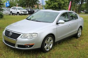 2008 Volkswagen Passat Sedan HIGHLINE, TURBO,  CUIR, TOIT OUVRAN