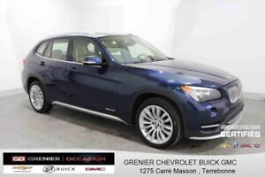2015 BMW X1 xDrive 28i *CUIR TOIT PANORAMIQUE*