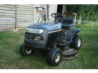 Spares and repairs McCulloch ride on mower