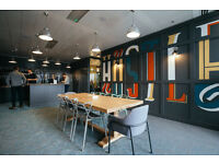 DESK SPACE FOR RENT IN ULTRA SMART BUSINESS CENTRE IN SOUTH BANK-LONDON
