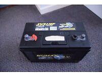 12V 110AH Leisure Battery Numax XV31MF CXV for Leisure (Caravan & Motorhome) & Marine