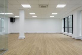 BH1 - 25 person office with private glass room