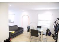2 bed furnished flat, warehouse conversion, on Limehouse Cut Canal, concierge, walk to Westferry DLR