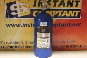 Bouteille de nitro - Instant Comptant -