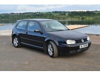 Volkswagen Golf 1.8 GTi, 3 door, Black