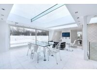 *** Unique, bespoke, architect designed, stunning, lateral Penthouse, Crescent Road, N8 ***