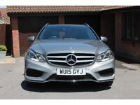 Mercedes Benz E-Class Estate Hybrid. Cheap to run,tax,& insure. Superb Cond. Panoramic Roof. £19500