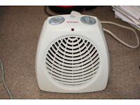 Portable Dimplex Fan Heater