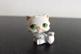 Littlest Pet Shop Cat Figure (LPS)