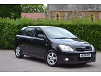 Toyota Corolla 2.0 D-4D T3 5dr. 2 OWNERS FROM NEW**1 YEAR MOT*FULL TOYOTA SERVICE HISTORY*