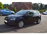 VW Golf 1.6TDI Bluemotion Match