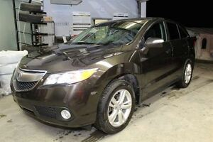 2014 Acura RDX 6-Spd AT AWD INSPECTION 155 POINTS, CARPROOF VERI