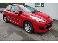 2010 Peugeot 207 1.4 Urban 3 door *** lightly damaged ***