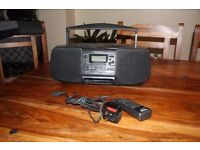 Sony CFD-S33L, CD Radio Cassette-Corder.