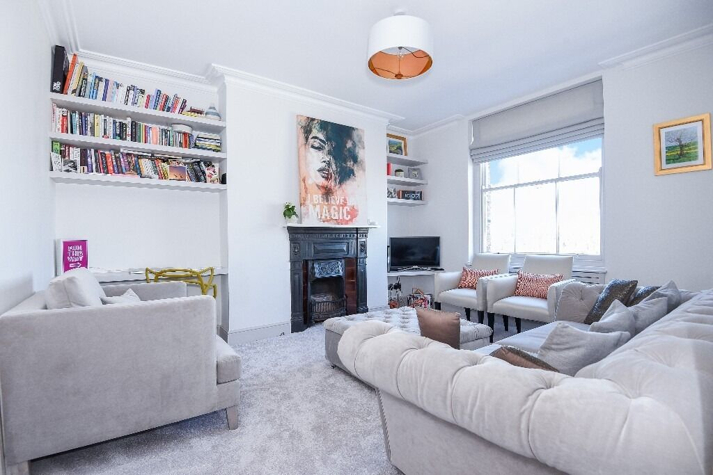 A one bedroom apartment situated within an attractive mansion block, Waldemar Avenue, SW6