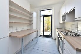 ROCK STREET N4: FOUR DOUBLE BEDROOMS / TWO BATHROOMS / GARDEN / AVAILABLE NOW / HOUSE / UNFURNISHED