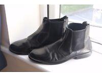 Leather formal shoes for men - George Oliver (UK size: 8)