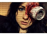 * * * SPECIAL EFFECTS / HALLOWEEN MAKEUP / FACE PAINTING IN LONOND * * *