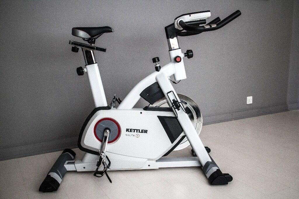 kettler racer 1 spin bike in falkirk gumtree. Black Bedroom Furniture Sets. Home Design Ideas