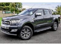 2016 Ford Ranger 2.2 Limited Auto