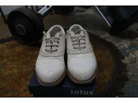 Ladies golf shoes.