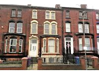 72 St Domingo Vale FLB, Anfield. Large 1 bedroom flat with open plan kitchen., DG & GCH. LHA welcome