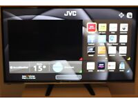 "50"""" FULL JVC LT50C740(A) FULL HD LED SMART TV WITH BUILT IN FREE VIEW IN PERFECT CONDITION."