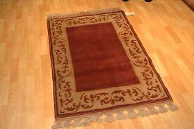 Turkish Milas Rug Size: 1.19 x 0.75 mt