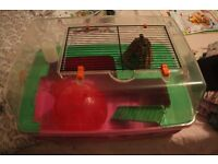 used Small animal cage - hamster, mice, rats etc