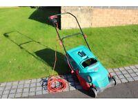 LAWN RAKER/MOSS REMOVER. Bosch ALR900 Electric Lawn Raker