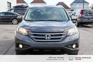 2014 Honda CR-V Touring * AWD * Navigation * Cuir * Bluetooth