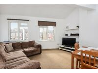 Durnsford Road, SW19 - A spacious two double bedroom split level conversion - £1400pcm