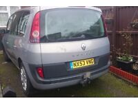 Renault Espace 2003 - Expression 2.2 DCI **SPARES OR REPAIR**