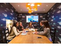 Boutique co working space/desk space/hot desk/ coworking/hub/office space in Battersea