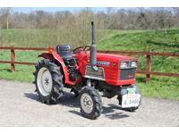 Yanmar YM2220D 4WD 25HP Compact Tractor