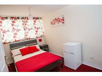 LARGE, SPACIOUS, FURNISHED DOUBLE ROOMS FOR RENT IN PLUMSTEAD